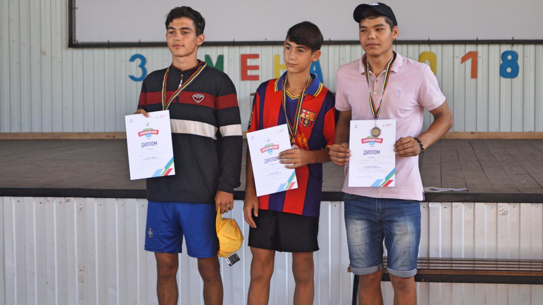 Соревнования награждение (1)